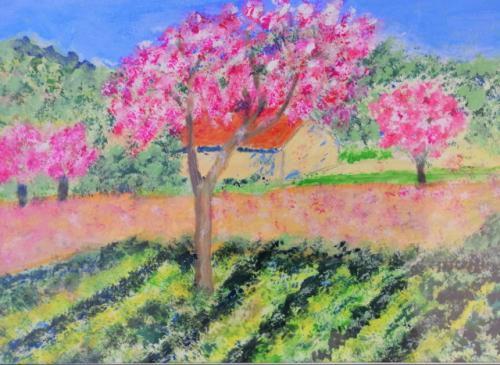 'Rosa Frühling' von  ansehen