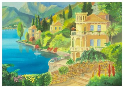 Wohnen am Mittelmeer