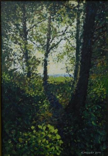 'Waldlichtung' von  ansehen
