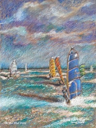 Vor dem Wind