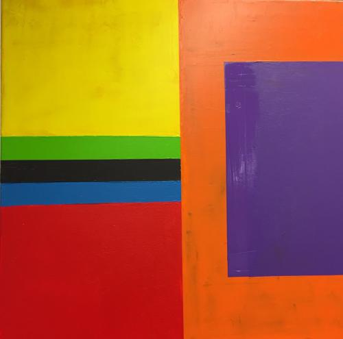 Colour Block Composition