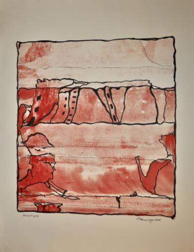 'Rote Phantasie' von DanningerChristine