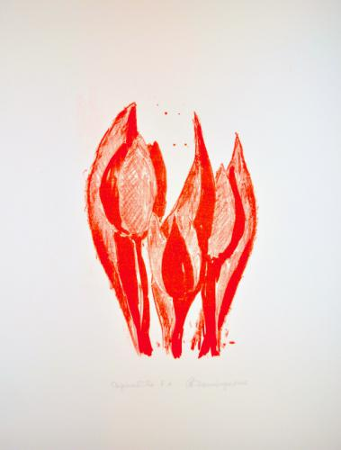 'Tulpen' von  DanningerChristine