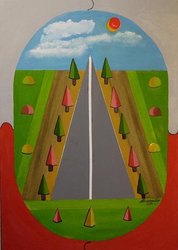 'Ein Spitzweg' von ALEXANDER ansehen