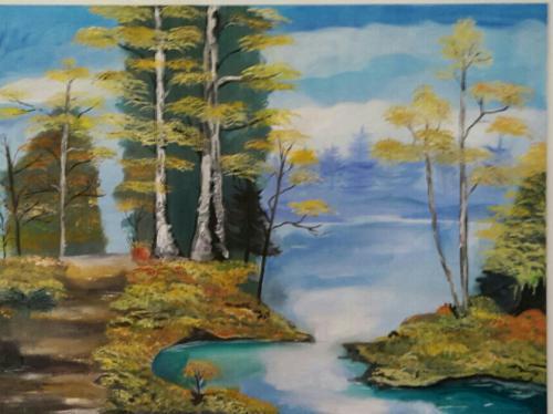 'Herbstbild' von HBaetke