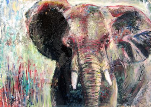 'Afrikanischer Elefant' von  ansehen