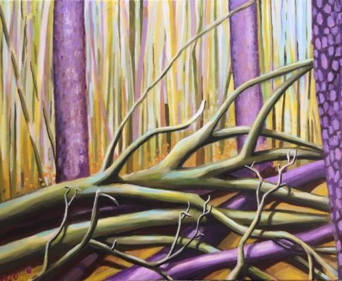 'gefallener Baum im Wald ' von Mag.Theol. ansehen