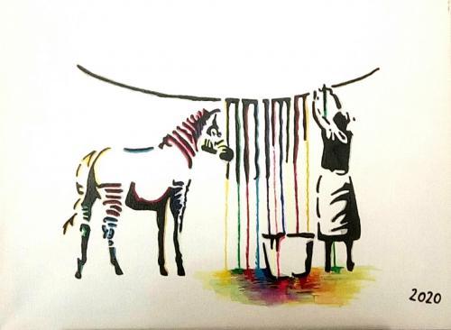 'Zebra' von  ansehen
