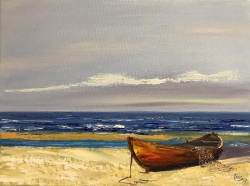 Boot am Meer1