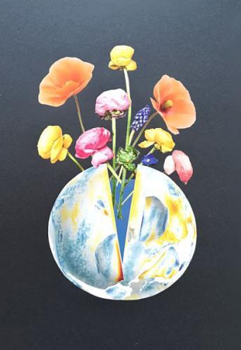 'Blumen für dich' von  antje menzel