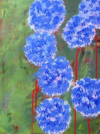 'Blaublüter' von Anna Otto
