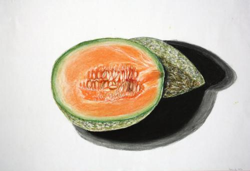 'Honigmelone' von  Friederike B