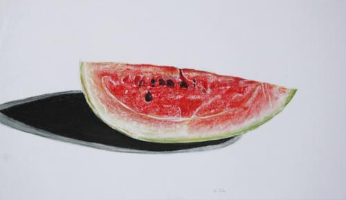 'Wassermelone' von Friederike B