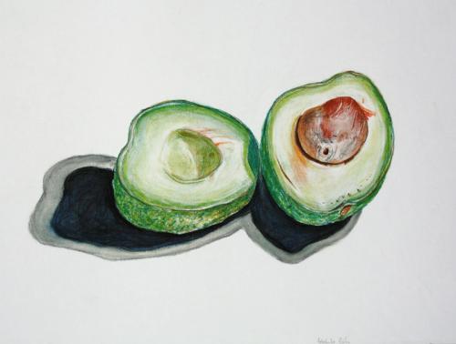 'Avocado' von  Friederike B