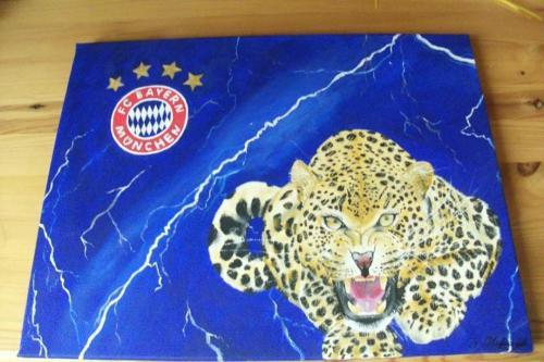 Bayern München Leopard