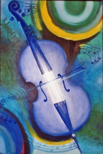 Träumerei für Cello