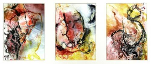 'Individuation 1' von Ingeborg Berger