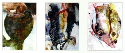 'Individuation 2' von Ingeborg Berger