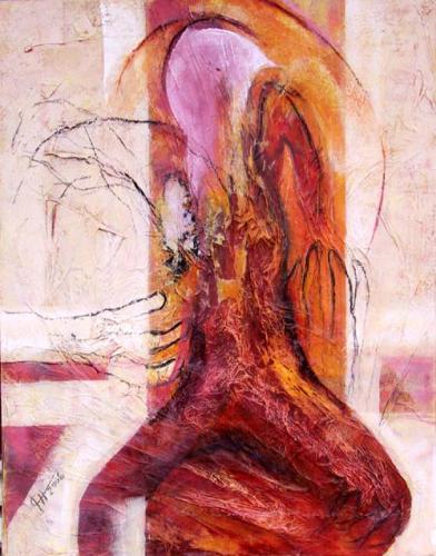 'heart on earth' von Ingeborg Berger