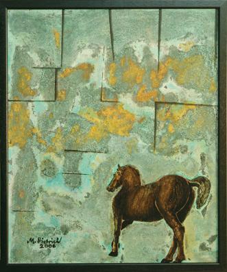 'Der verschollene Mustang' von Michael H Dietrich
