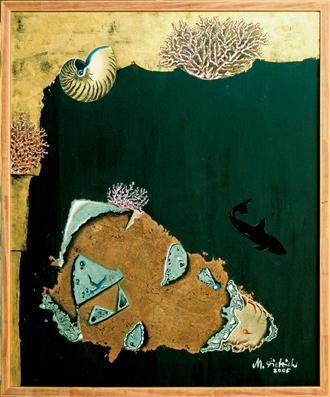 'Im Kupfermeer vor unserer Zeit' von  Michael H Dietrich