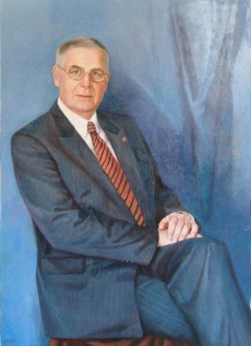 Porträt von Herrn Schmitz
