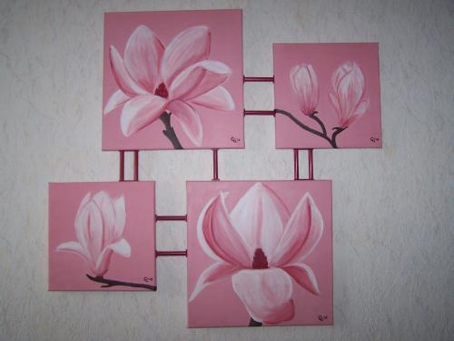 Magnoliaensemble