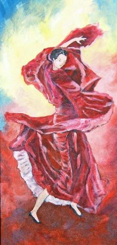 Tanz der Mariposa