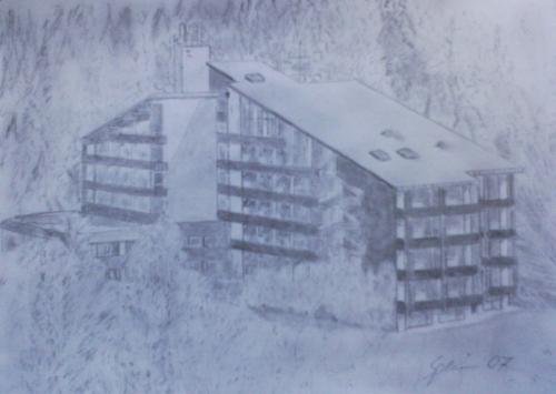 'Kohlwald-Klinik' von  Arnold Speier