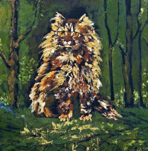 Musette im Walde