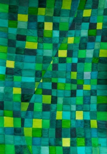 Gebrochens Grün