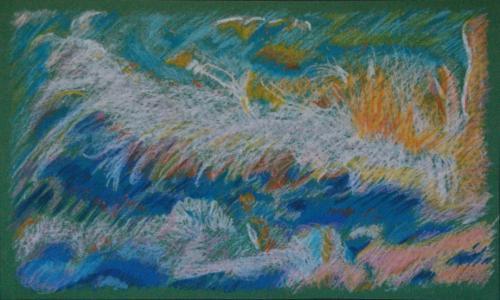 'Wellenzauber' von  ilonabrombacher