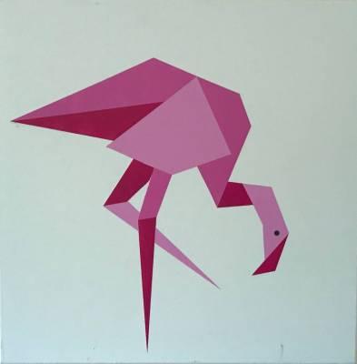 8. Flamingo