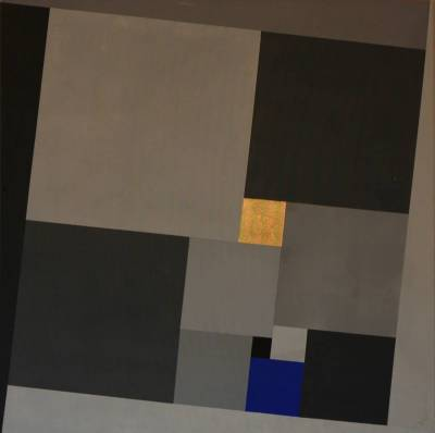 31. Grau-Blau-Gold