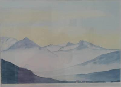 5. Berge in Norwegen