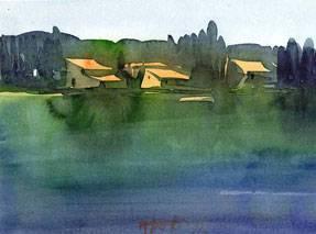 Lavendel in der Vaucluse