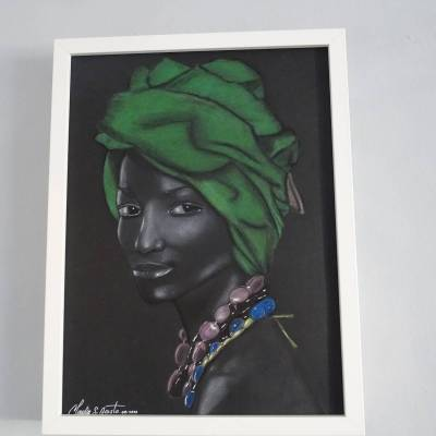 Afrika Woman