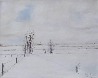 Kleines Winterbild