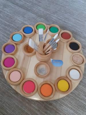 Das einzigARTige Farbenkarussell Design No.7 Original