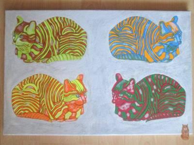 four seasons cat