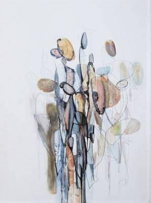 O.T. | figürliche Komposition