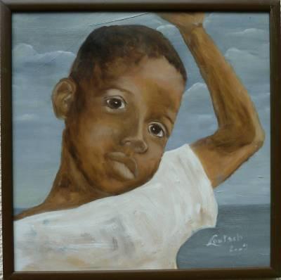 Nr.223 Junge aus dem Senegal