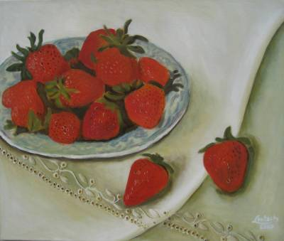 Nr.30  Erdbeeren