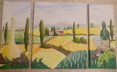 Toscana Tryptichon