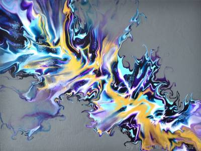 Vibrant Flow