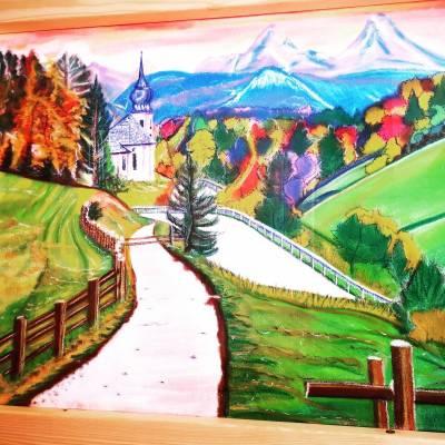 Bayrische Landschaft
