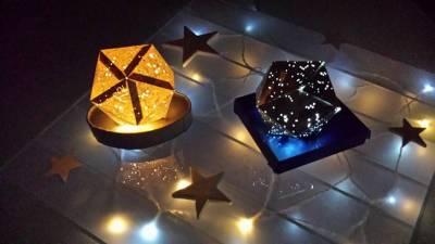 SKY STAR DSIGNER Sternen Himmel Lampen Handgearbeitet in Liebe