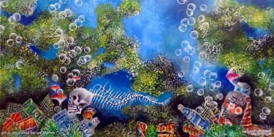 Müll im Meer tötet Tier und Mensch