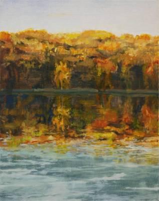 Seeufer im Herbst 3