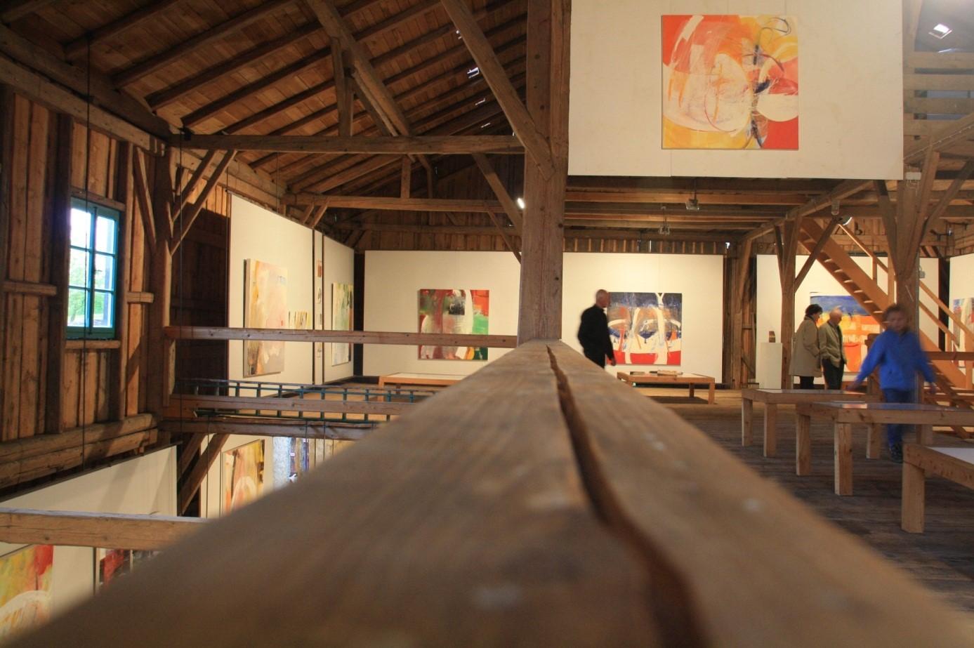 Meine Künstler - 30 Jahre Galerie im Woferlhof